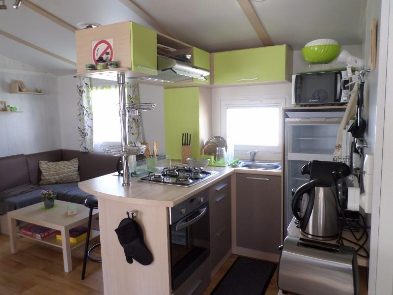 location vacances mobil home Charente-Maritime